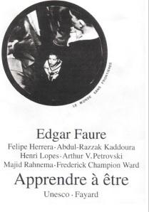 Rapport Faure - Unesco